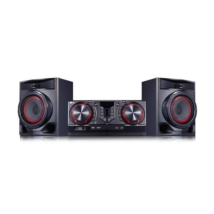 Музыкальный центр LG CJ44, микросистема, 480 Вт