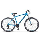"Велосипед 27,5"" Stels Navigator-700 V, V010, цвет синий, размер 17,5"""