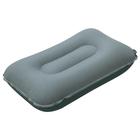 Подушка надувная Pillow, для кемпинга 42х26х10 см, с тканевым покрытием 69034