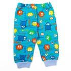 Штанишки на манжетах для мальчика А.0111 ФМ, рост 74 (24)