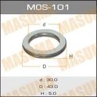 Уплотнительное кольцо под выхлопной коллектор MASUMA MOS101