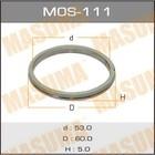 Уплотнительное кольцо под выхлопной коллектор MASUMA MOS111