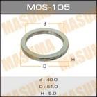 Уплотнительное кольцо под выхлопной коллектор Masuma MOS105