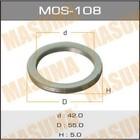 Уплотнительное кольцо под выхлопной коллектор Masuma MOS108