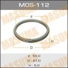 Уплотнительное кольцо под выхлопной коллектор  Masuma MOS112