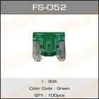 Предохранитель флажковый mini  Masuma FS052