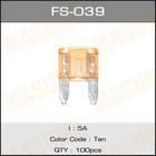 Предохранитель флажковый МИНИ  Masuma FS039