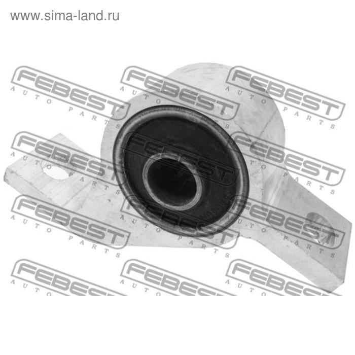 Сайлентблок задний переднего левого рычага (гидравлический) febest sab-001l