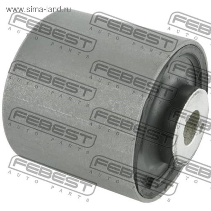 Сайлентблок нижнего переднего рычага febest bzab-204