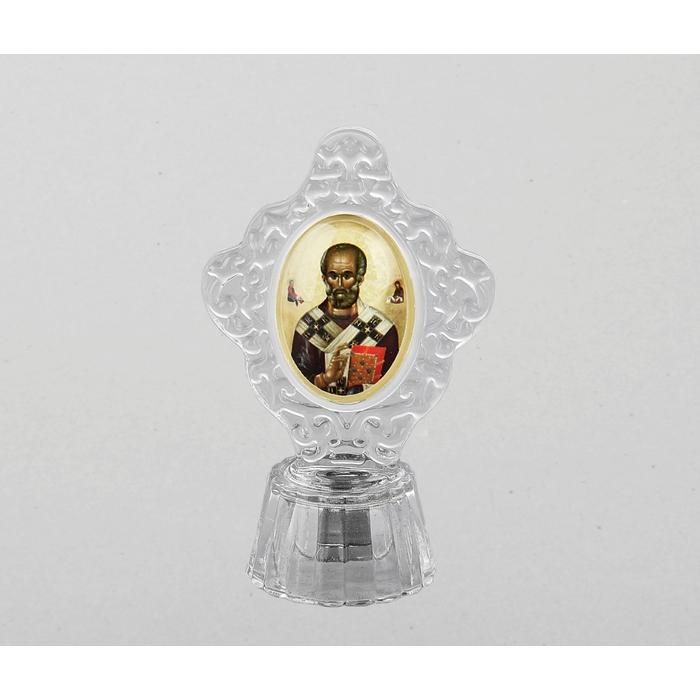 "Икона ""Николай Чудотворец"" со светодиодом"