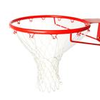 """Сетка баскетбольная  """"KV.REZAC"""" арт.16107000, белая, 4 мм"""