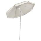 """Пляжный зонт  """"МОДЕНА"""" 1,8 м, цвет бежевый 5790198"""