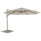 """Пляжный зонт """"ЛЕЧЧЕ"""", 3.5м, цвет молочный 0795361"""