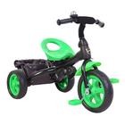 Велосипед трехколесный Лучик Vivat 4, цвет зеленый