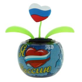 Маятник 'Я люблю Россию' Ош