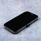 Чехол-книжка Caseguru Magnetic Case Asus Zenfone GO ZB500KL Глянцево-черный