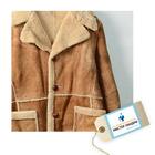 Сертификат на химчистку текстильных изделий: дублёнка, шуба, пальто, куртка (на искусственном меху), пуховое пальто от 70 см, комбинезон утеплённый