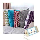 Сертификат на химчистку текстильных изделий: чехол для подушки