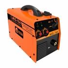 Сварочный аппарат EDON Mig - 164, инверторный, п-автомат, 45-160 А, 2.7/3 кВт, 0.6-0.8 мм