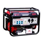 Генератор бензиновый EDON РТ-RWD6000A, 5.5/6 кВт, 7.5 л.с., 25 л, ручной/электростарт