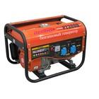 Генератор бензиновый REDBO PT 3000, 2.7/3 кВт, 6.4 л.с., 15 л, 2х220 В