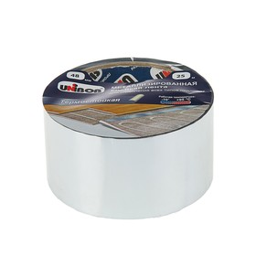 Металлизировнная клейкая лента для скпепления подложек 48мм х 25м UNIBOB Ош