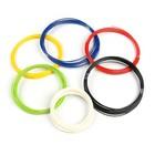 Пластик ABS-6, по 10 м, 6 цветов в наборе