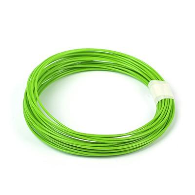 Пластик PLA, для 3Д ручки, длина 10 м, светло зеленый