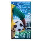 """Полотенце махровое Этель""""Футболист"""" 70х140 см, 100% хлопок, 350 гр/м2"""