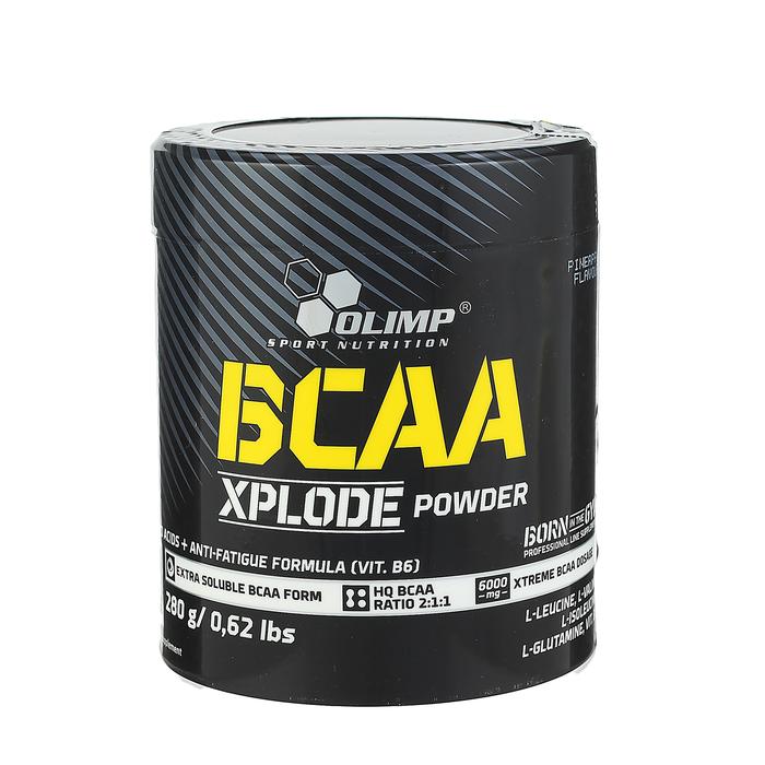 Аминокислоты BCAA OLIMP Xplode Powder, ананас, 280 г