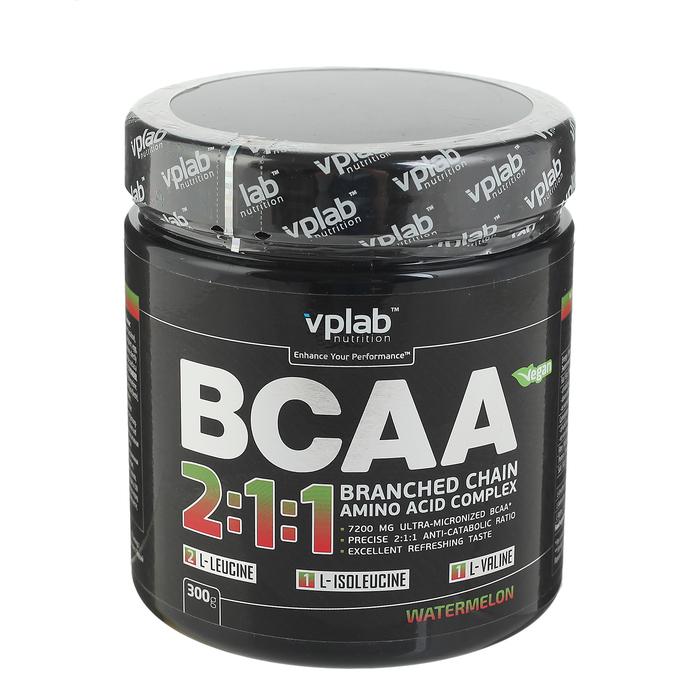 BCAA 2:1:1 VPLab, арбуз, 300 г