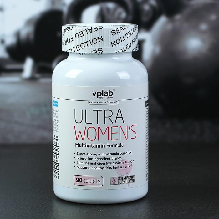 VPLab Ультра Вуменс Мультивитамин Формула / 90 капс