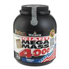 Гейнер Weider Mega Mass 4000, ваниль, 3000 г