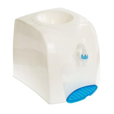 Раздатчик воды LESOTO 200 T-G, под бутыль 19 л, без нагрева и охлаждения, белый