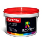 Краска моющаяся ВДАК «RENOTON» Фасадная, 4кг