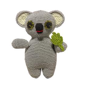 Набор для вязания игрушки 'Коала Пилюша' 15*13 см Ош