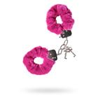 Наручники меховые TOYFA Theatre, (0T-00002632), розовый