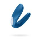 Многофункциональный стимулятор для пар Partner Whale, (0T-00008908), голубой