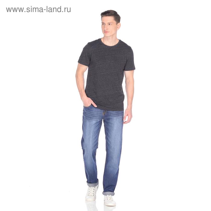 Джинсы мужские GARI 10547-8 цвет тёмно-синий, р-р 46-48