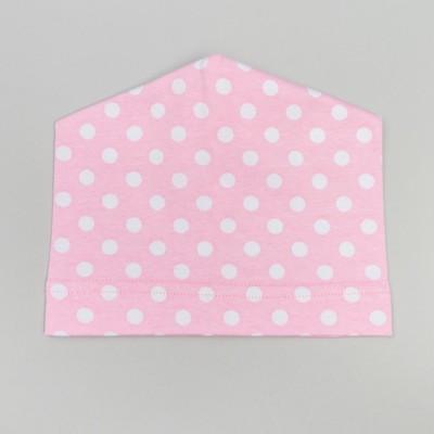 Шапка детская, рост 74 см, цвет розовый Шп-1201-09