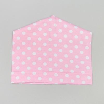 Шапка детская, рост 98 см, цвет розовый Шп-1201-09