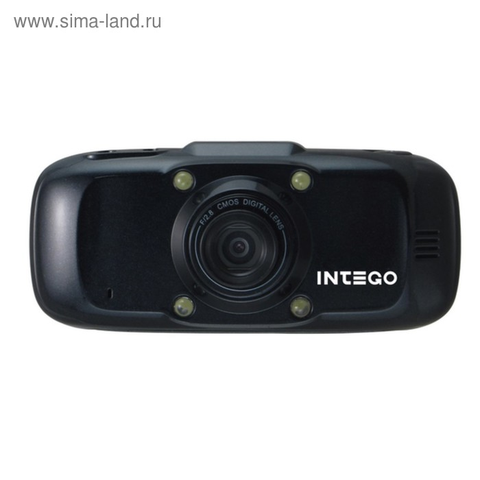"""Видеорегистратор INTEGO VX-280 HD, 2.7"""", обзор 120°, 1920х1080"""