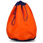 Чехол для мяча гимнастического, цвет оранжевый