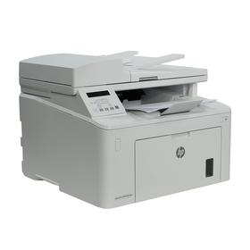 МФУ лазерный HP LaserJet Pro M227sdn (G3Q74A) A4 Duplex Net белый Ош