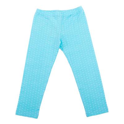 Леггинсы для девочки, рост 98 см, цвет голубой DS0023/11