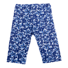 Бриджи для девочки, рост 104 см, цвет синий DS0041/10