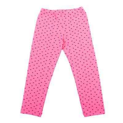 Бриджи для девочки, рост 116 см, цвет розовый DS0057/4