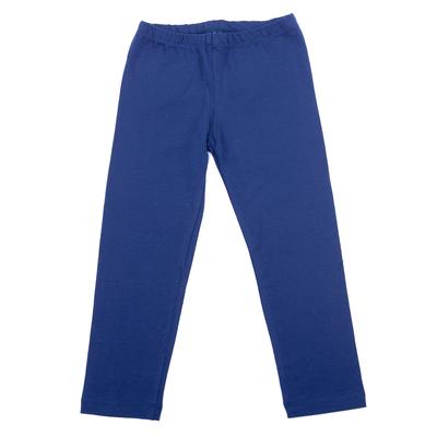 Леггинсы для девочки, рост 104 см, цвет синий DS0062/10