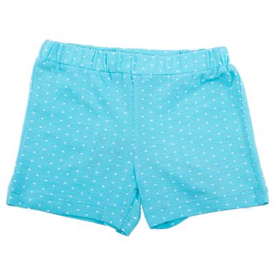 Шорты для девочки, рост 128 см, цвет голубой DS0038/11
