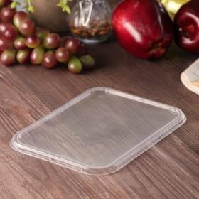 Крышка 'Юпласт' для плоского контейнера Ош